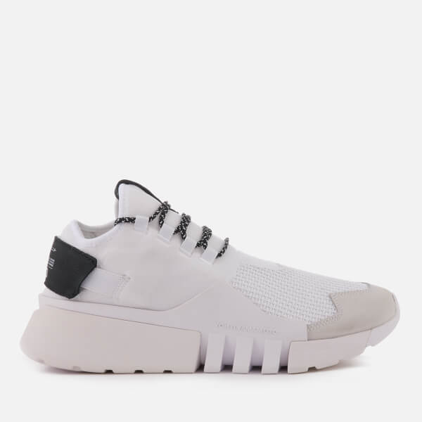 Y-3 Men s Ayero Trainers - White White White - Free UK Delivery over £50 c160cf19f
