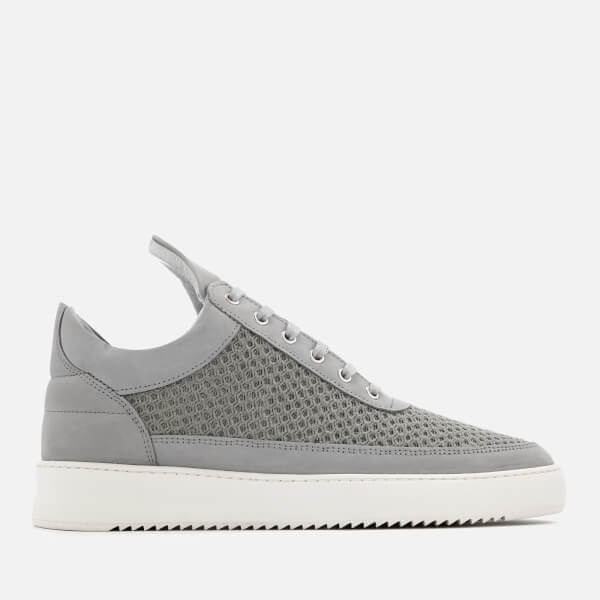 Filling pieces Men's Ripple Tonal Low Top Trainers - - UK 7.5 pg24oSB6FO