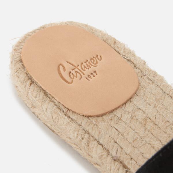 Castaner Women's Petunia Leather Mules - Negro - UK 3 OhR6ksFnq