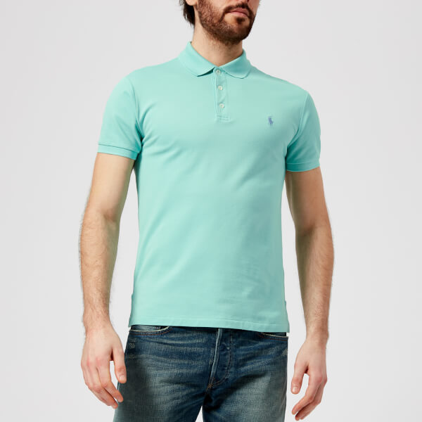 Polo Ralph Lauren SLIM FIT - Polo - bayside green