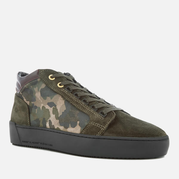 b0effe41b1d3 Android Homme Men s Propulsion Mid Camouflage Trainers - Camo  Image 2