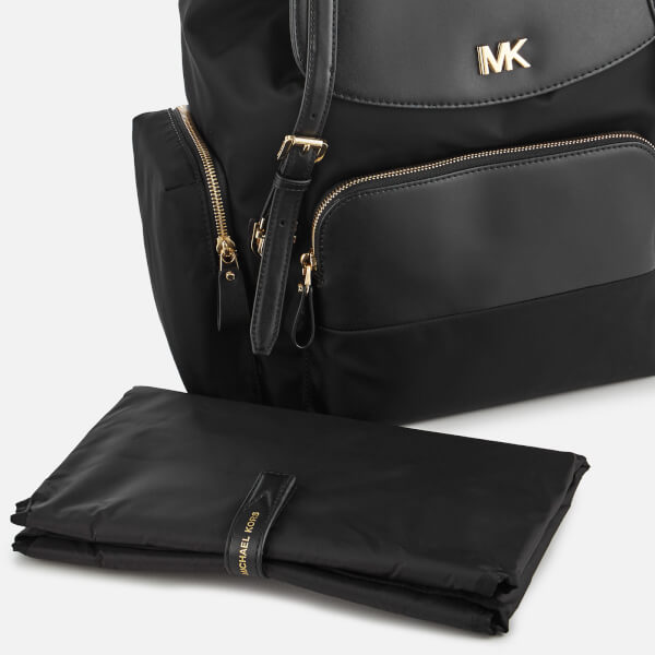 68cad5ce26e2 MICHAEL MICHAEL KORS Women's Mott Changing Bag Backpack - Black: Image 4