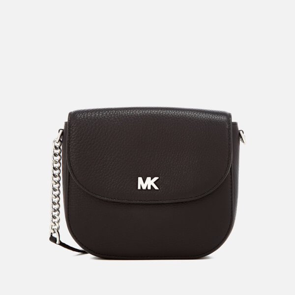 MICHAEL MICHAEL KORS Women's Half Dome Cross Body Bag - Black