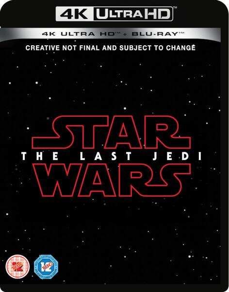 Star Wars: The Last Jedi - 4K Ultra HD