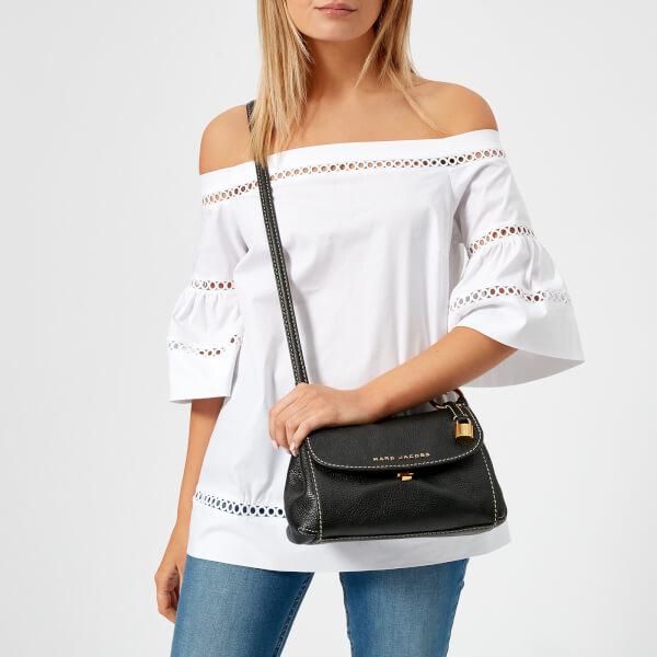 4e17d88494 Marc Jacobs Women's Mini Boho Grind Bag - Black/Gold: Image 3