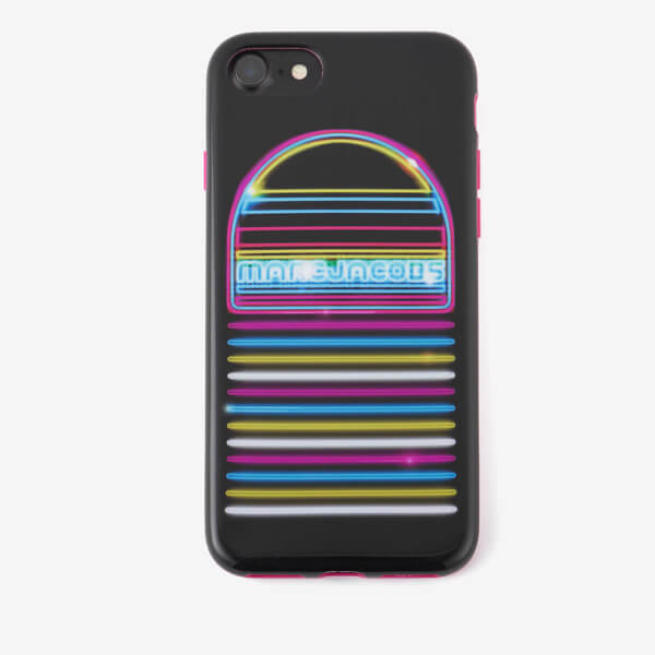 Marc Jacobs Women s iPhone 8 Case - Black Multi - Free UK Delivery ... d56e043a5