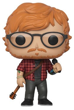 Pop Rocks Ed Sheeran Pop! Vinyl Figure