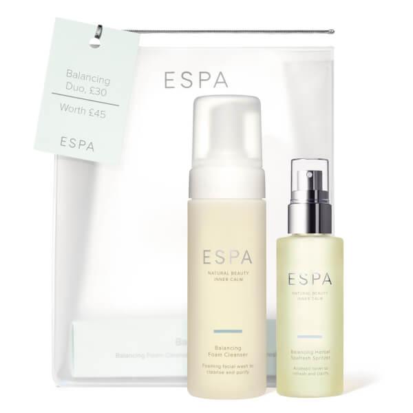 ESPA Skincare Balancing Duo