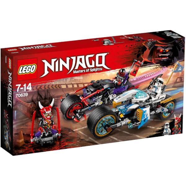 The LEGO Ninjago Movie: Street Race of Snake Jaguar (70639) Toys ...