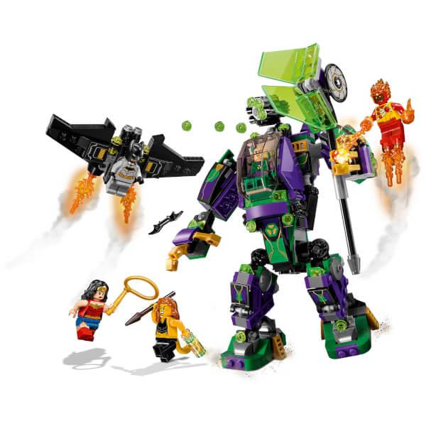 LEGO Superheroes Lex Luthor Mech Takedown 76097 Image 3