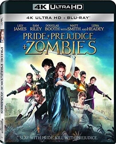 Pride & Prejudice & Zombies - 4K Ultra HD