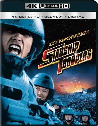 Starship Troopers: 20th Anniversary - 4K Ultra HD