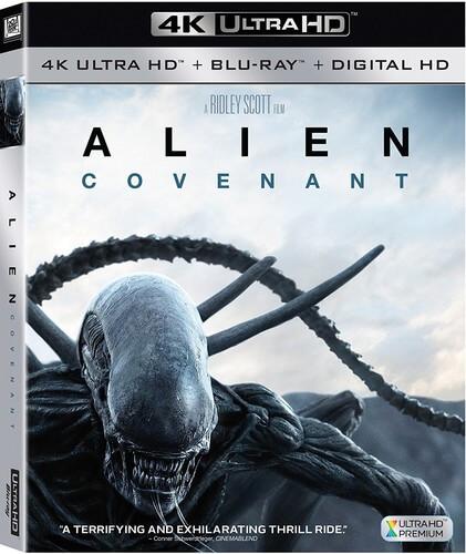 Alien: Covenant - 4K Ultra HD