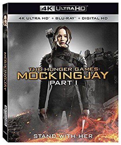 Hunger Games: Mockingjay Part 1 - 4K Ultra HD