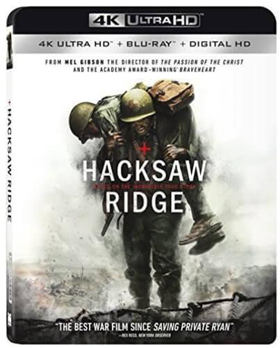 Hacksaw Ridge - 4K Ultra HD