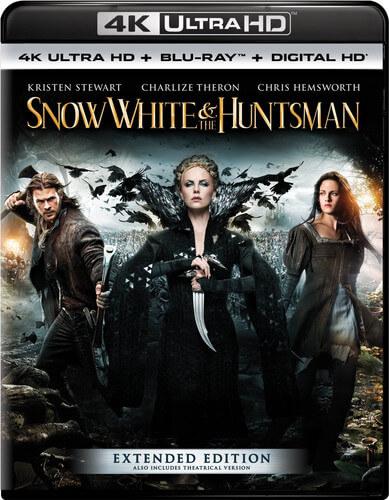 Snow White & The Huntsman - 4K Ultra HD