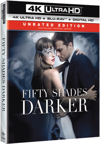 Fifty Shades Darker - 4K Ultra HD