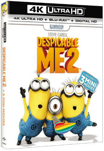 Despicable Me 2 - 4K Ultra HD