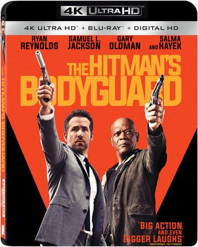 Hitman's Bodyguard - 4K Ultra HD