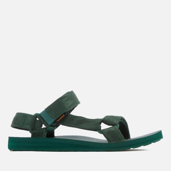 Teva Men's Original Universal Sport Sandals - Bugalu Textured Artic Forest