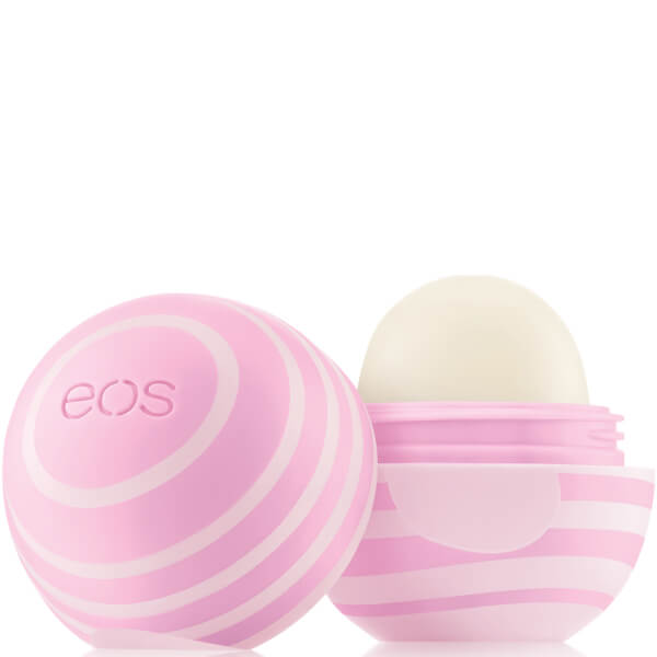 eos visibly soft honey apple smooth sphere lip balm free shipping