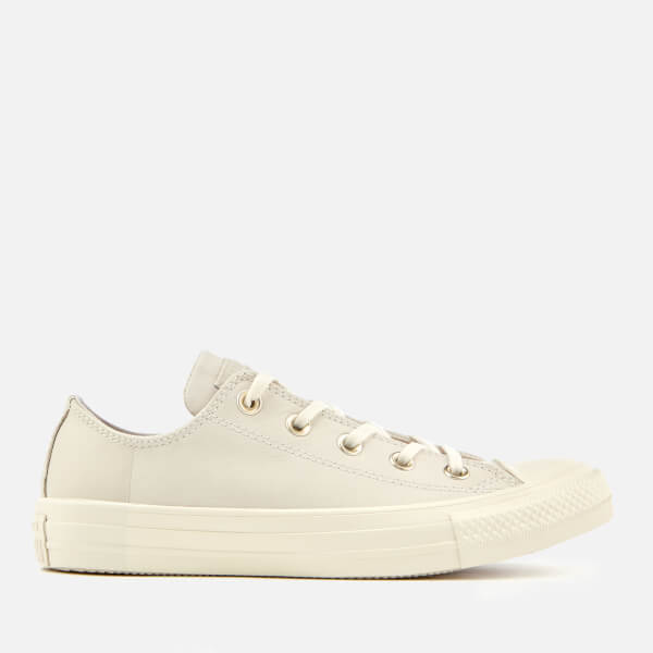 Converse CHUCK TAYLOR ALL STAR - Trainers - white/driftwood OX6dB