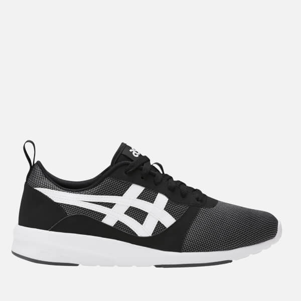 Asics Lifestyle Men's Lyte-Jogger Trainers - Black/White