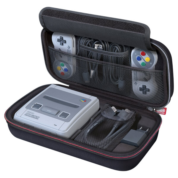 Nintendo Classic Mini: Super Nintendo Entertainment System Travel Case | Nintendo Official UK Store