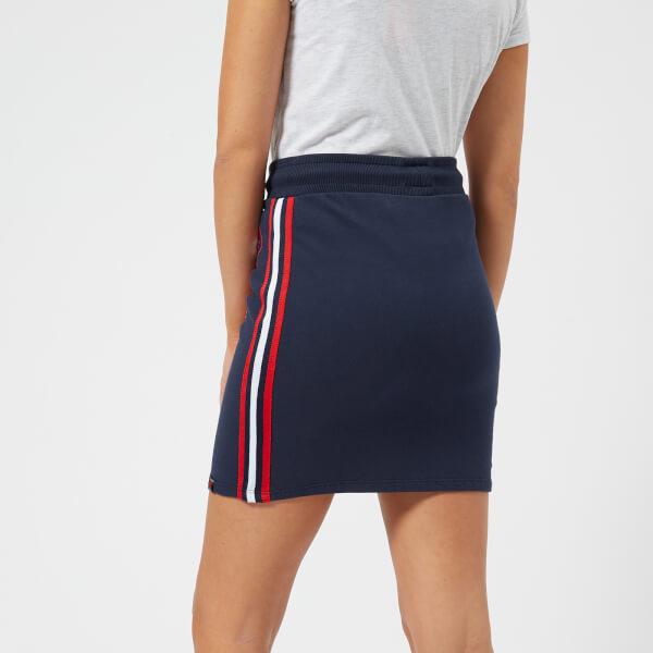 Superdry Women s Pacific Mini Skirt - Marina Navy Womens Clothing ... ae6d2bbc99d6