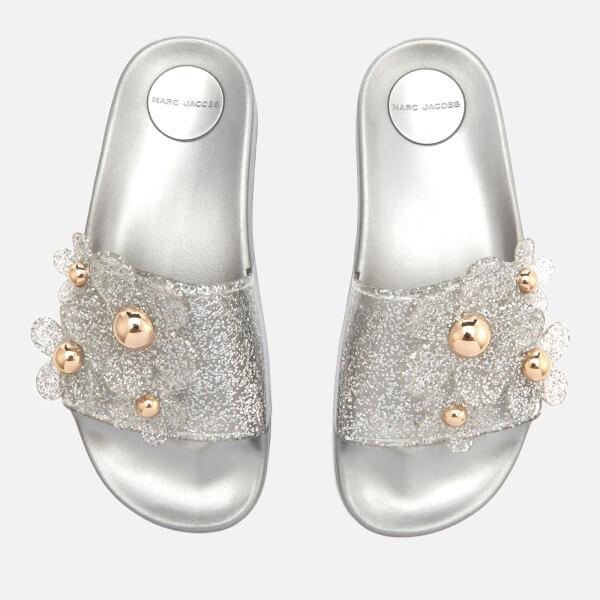 Marc Jacobs Women's Daisy Aqua Slide Sandals - - EU 40/UK 7 8ZRQ2205A