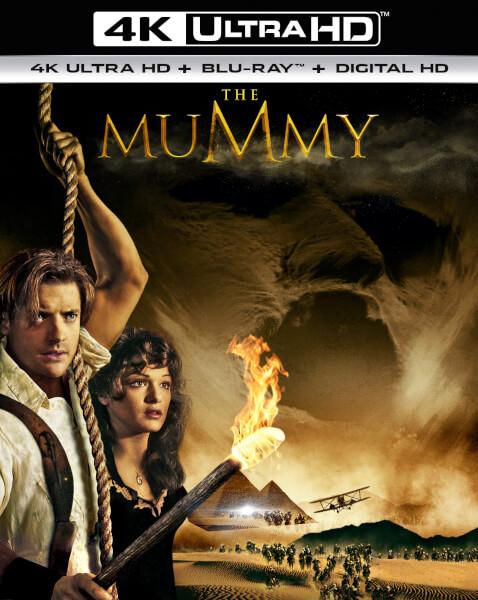 The Mummy - 4K Ultra HD