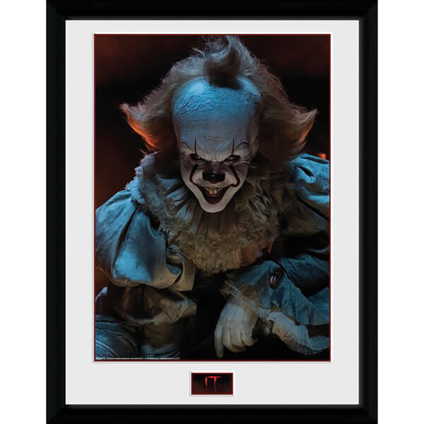 IT Smile Framed Photograph 12 x 16 Inch