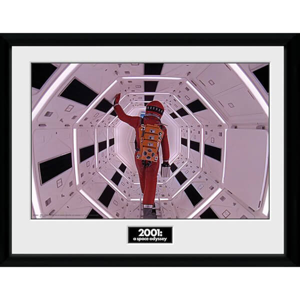 2001: A Space Odyssey Astronaut Framed Photograph 12 X 16 Inch by Iwoot