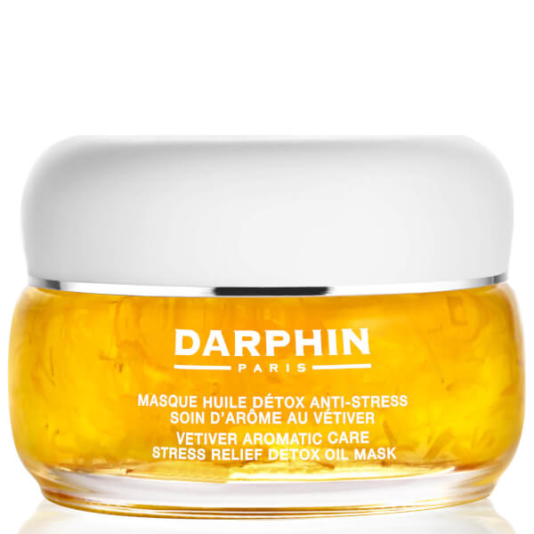 Darphin Vetiver Aromatic Care Stress Relief Detox Oil Mask 50ml
