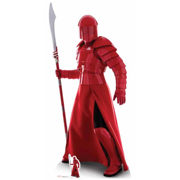 Star Wars The Last Jedi Praetorian Guard Naginata Over