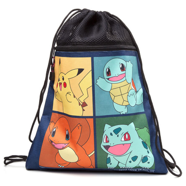 Pokémon Gym Bag