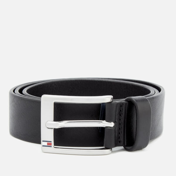 Tommy Hilfiger Men's New Aly Belt - Black