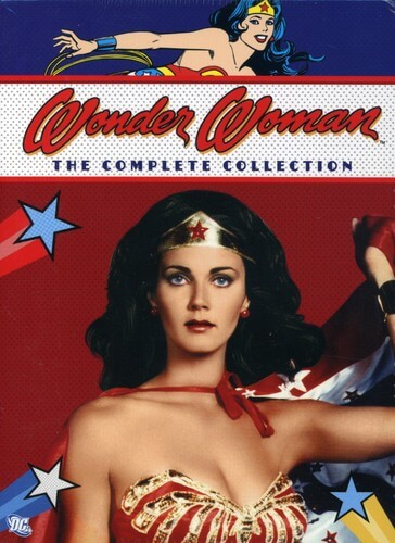 Wonder Woman: Complete Series Collection