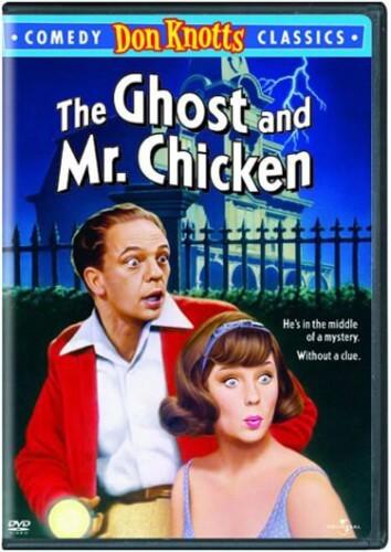 Ghost & Mr Chicken