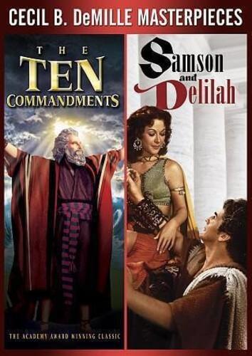 Ten Commandments (1956)/Samson & Delilah