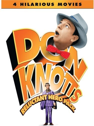 Don Knotts Reluctant Hero