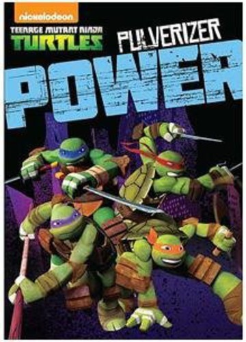 Teenage Mutant Ninja Turtles: Pulverizer Power