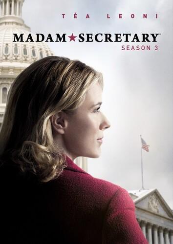 Madam Secretary: Season Three
