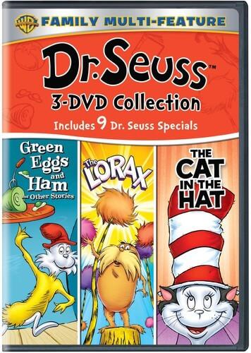 Dr Seuss Triple Feature