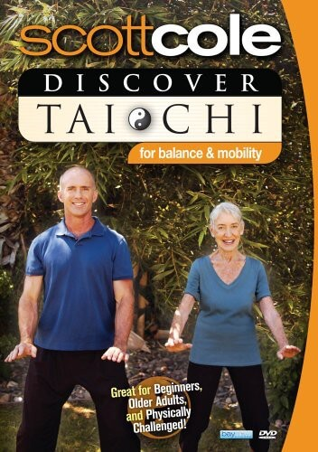 Discover Tai Chi For Balance & Mobility