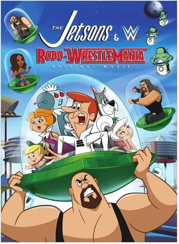 Jetsons & Wwe: Robo-Wrestlemania