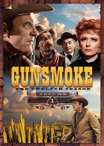 Gunsmoke: The Twelfth Season - Vol 1