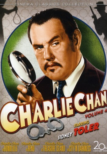 Charlie Chan Collection 4