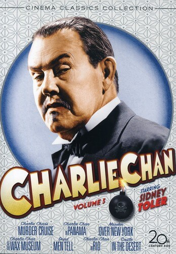 Charlie Chan Collection 5