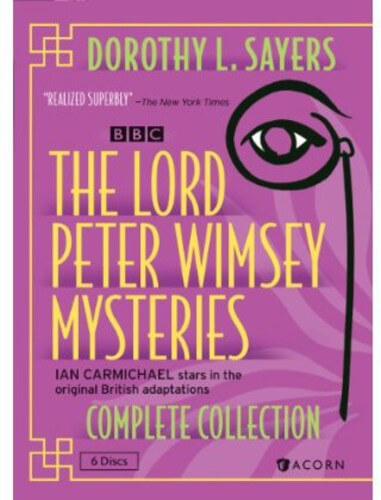 Lord Peter Wimsey Mysteries: Complete Collection